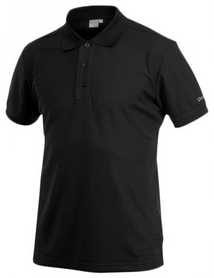 Футболка мужская Craft Polo Shirt Pique Classic Black