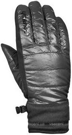 Перчатки горнолыжные мужские Reusch Hurrikan black