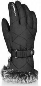 Перчатки горнолыжные женские Reusch Philine R-TEXXT black
