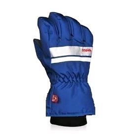 Перчатки детские горнолыжные Reusch Kids mazzar blu/sliver