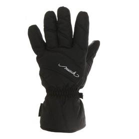 Перчатки горнолыжные женские Reusch Valentina GTX черные