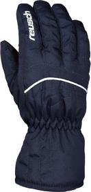 Перчатки подростковые горнолыжные Reusch Aron Junior dresden navy/white