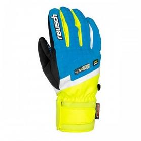 Перчатки горнолыжные мужские Reusch Speakeasy R-TEX XT синие