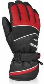 Перчатки горнолыжные мужские Reusch Corado R-Texxt fire red/black