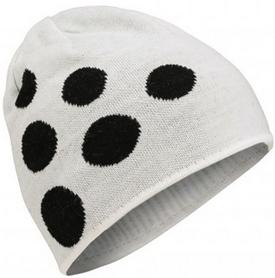 Шапка Craft Light 6 Dots Hat белая