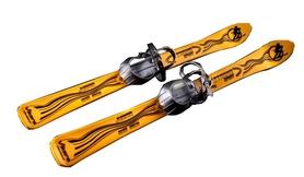 Распродажа*! Лыжи детские Vikers Extreme Sport Junior 90 см желтые