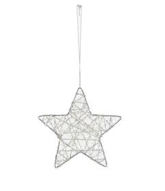 Украшение декоративное Christmas House Звезда 10 см