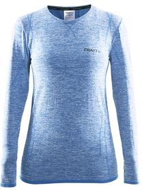 Термореглан женский Craft Active Comfort RN LS W blue