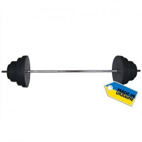 Скамья со стойкой для штанги Newt ProGym + Штанга наборная Newt Rock 72 кг - Фото №7
