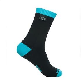 Носки водонепроницаемые унисекс Dexshell Coolvent Lite голубые