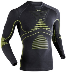 Термокофта X-Bionic Accumulator Evo Man Shirt Long Sleeves