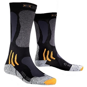 Термоноски унисекс X-Socks Mototouring Long black/antracite