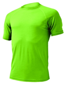 Термофутболка мужская Reusch Everest T-Shirt Short Sleeves 160g green