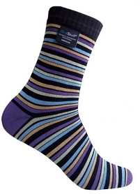 Носки водонепроницаемые Dexshell Ultra Flex Socks Stripe