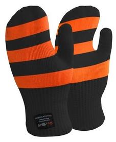 Варежки детские водонепроницаемые Dexshell Children mittens orange
