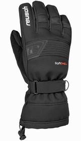 Перчатки горнолыжные мужские Reusch Connor R-Tex XT черные