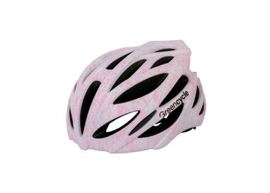 Велошлем Green Cycle Alleycat pink