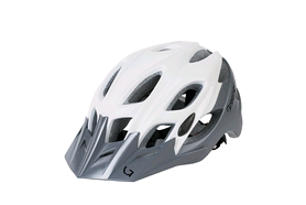 Велошлем Green Cycle Enduro white