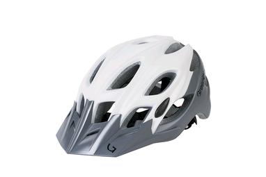 Велошлем Green Cycle Enduro white