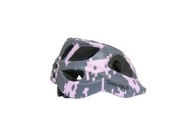 Фото 2 к товару Велошлем Green Cycle Space Invader pink