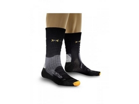 Носки для треккинга мужские X-Socks Trekking Mountain черные