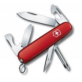 Нож швейцарский Victorinox Tinker Small красный