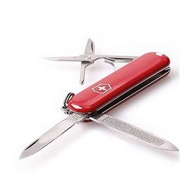 Фото 2 к товару Нож швейцарский Victorinox Classic красный