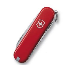 Фото 4 к товару Нож швейцарский Victorinox Classic красный