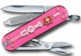 Нож швейцарский Victorinox Classic The Gift