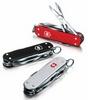 Нож швейцарский Victorinox Minichamp серебристый - фото 2