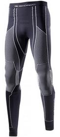 Термокальсоны мотоциклетные мужские X-Bionic Motorsport Summerlight Pants Long charcoal/pearl grey