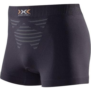 Термотрусы мужские X-Bionic Invent Summerlight Boxer Shorts black/anthracite