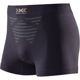 Термотрусы мужские X-Bionic Invent Summerlight Boxer Shorts black/anthracite
