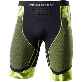 Термошорты мужские X-Bionic Effector Pant Short black/yellow