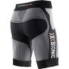 Термошорты мужские X-Bionic Trick Running Pants black/white - фото 2
