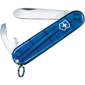 Нож швейцарский детский Victorinox My First 84 мм синий