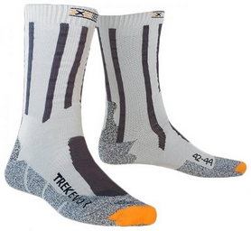 Термоноски унисекс X-Socks Trekking Evolution Grey/Anthracite