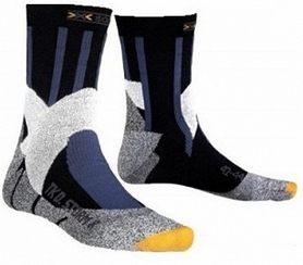 Термоноски унисекс X-Socks Trekking Evolution Black