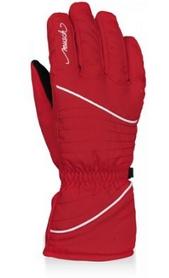 Перчатки горнолыжные женские Reusch Wanda R-TEXXT fire red/white