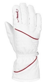 Перчатки горнолыжные женские Reusch Wanda R-TEXXT white