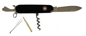 Нож швейцарский Wenger Classic 1.63.49.C