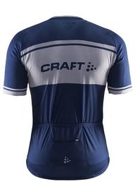 Фото 2 к товару Велофутболка мужская Craft Classic Logo Jersey синяя