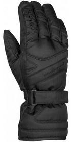 Перчатки горнолыжные мужские Reusch Powder Peak R-Tex XT черные