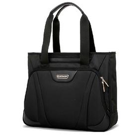 72992208 сумка WENGER цв.чёный,1 отделение, карман органайзер, полиэстер 33x40,70x8,90см (11л.)