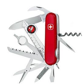 Нож швейцарский Wenger Classic красный