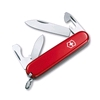 Нож швейцарский Victorinox Recruit 84 мм красный - фото 1