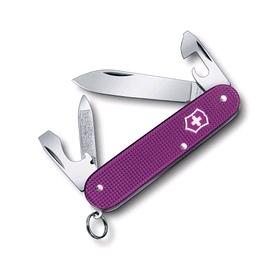 Нож швейцарский Victorinox Cadet 84 мм пурпурный