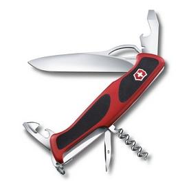 Нож швейцарский Victorinox RangerGrip 61 130 мм красный/черный