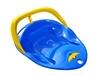 Санки зимние Kimet Sprinter голубые - фото 1