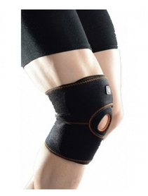 Суппорт колена Live UP Knee Support Black LS5755